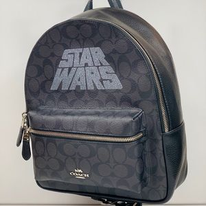 Coach Star Wars Signature Medium Backpack
